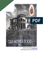 Presentacion Casa Sojo.