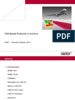 CAN Based Protocols in Avionics MustRead