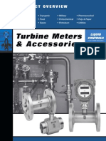 Turbine Meter Reference Material