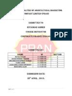 Final Term Paper (PRAN)