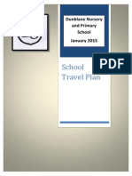 Dunblane Primary School Travel Plan