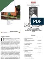 Programa Luis Quintero