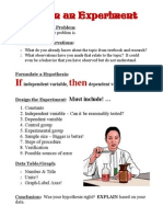 apbiologydesignanexperiment