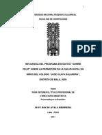 """INFLUENCIA DEL PROGRAMA EDUCATIVO """"SONRÍE.pdf"""