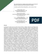 o Pantanal Fluminense - Um Estudo Da Correlação Entre Suas Lagoas e o Relevo Da Região Norte Do Estado Do Rio de Janeiro