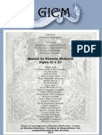 Autores Varios - Manual de Historia Medieval. Siglos III Al XV