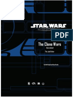 D20 Star Wars - Clone Wars Sourcebook - The Jedi Order