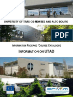 Information on UTAD
