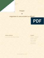 proiect negociere