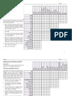 Logic Puzzles (REV-REF 2013)