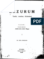 Erzurum Tarihi, Anıtları Kitabeleri - Beygu, Abdurrahim Şerif