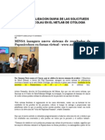 Informe Diario de Netlab