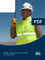 Safety Rules Brochure