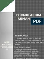 FORMULARIUM. RSpptx