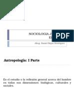 Sociologia Juridica El Hombre