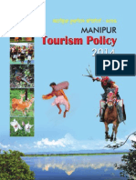 Manipur Tourism Policy 2014