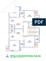 Typical Floor Architectural Plan-02