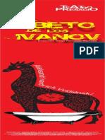 Afiche Ivanov 2