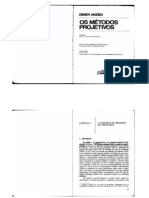 Cap 1 - Os Métodos Projetivos (1) (1)