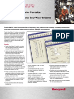 TOP LIRE - Predictsw20_flyer - Honeywell Solutions for Corrosion