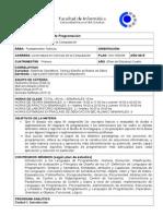 Programa2015 LDP LCC