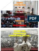 Menjadi Gereja Katolik