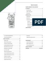 DCM201A Manual