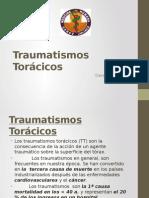 Traumatismos Toracicos.......H.Ptr