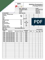 Ultrasonic Testing Report (1)