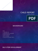 child report