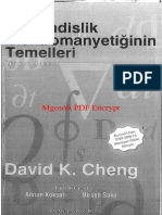 muhendislik elektromanyetiginin temelleri
