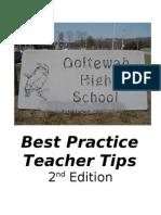 OHS Best Practice Teacher Tips Volume 2 Full Color