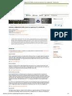Instalación y Configuración de Postfix y Dovecot Con Soporte Para TLS y Autenticación