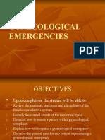 Gyn Emergencies