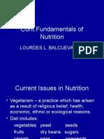 Fundamentals Nutrition