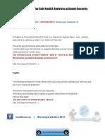 ¡Licencias Diciembre 2015 para eset not 9