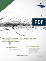 Trabajo Final de Formulacion Concreto2015