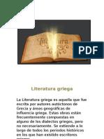 Literatur a Griega
