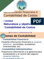 I Unidad - Administración Financiera II