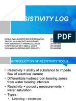 Resistivity Log