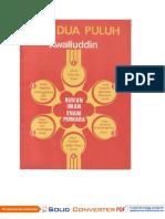 Kitab Usuluddin Pdf