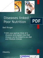 diseases linked to poor nutrition pp secondary