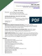 resume - emily jones 20151201