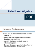 Lect#6 - Relational Algebra.ppt