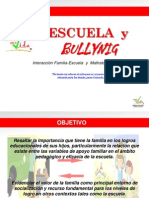 5. Escuela y Bullying