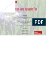 Strategic Energy Management Plan