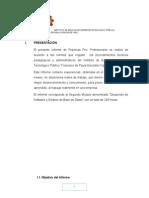 Informe II Modulo CI