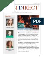 Dem Direct Newsletter