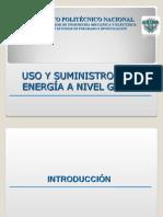 Uso y Suministro de Energia[1]