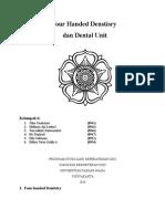 Four-handed Dentistrydan Dental Unit